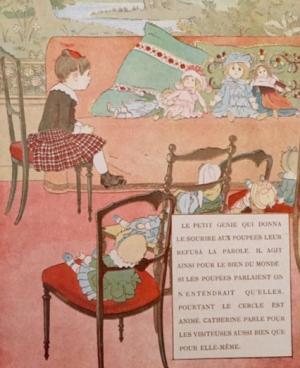 BOUTET DE MONVEL - Nos enfants - 1