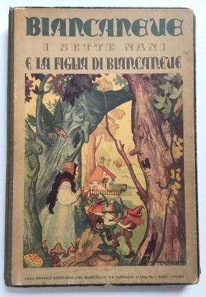 La storia di BIANCANEVE, i SETTE NANI e la FIGLIA di BIANCANEVE