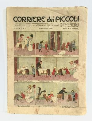 Corriere dei Piccoli - Anno I n. I